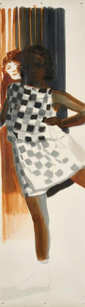 Lisa Brice, Untitled (Well Worn 20), 2015, Goodman Gallery