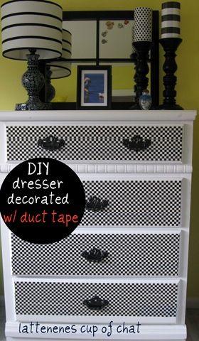 Duct Tape Bedroom Ideas 2 Cool Design Ideas