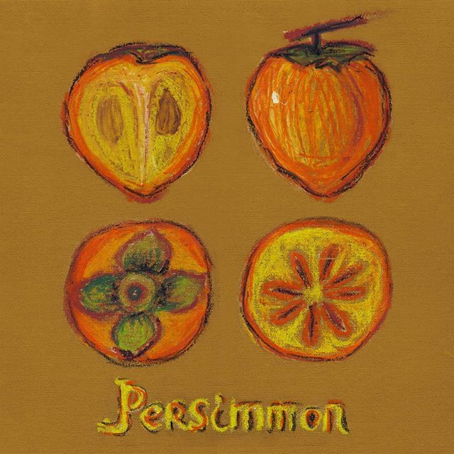 Фрукты. Прекрасная тема для рисования! Оранжевый – один из моих любимых цветов, а из фруктов обожаю хурму, пищу богов. Вспомнила про масляную пастель и нарисовала вот такой скетч. #скетч b #sketch #instaart #drawing #sketching #color #маслянаяпастель #oilpastels #botanicalprint #botanicalillustration #фрукты #fruit #хурма #persimmon #оранжевый #orangecolor #ботаника #природа #nature #inesskadanayaillustration