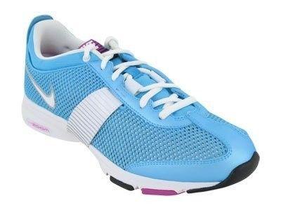 wmns nike zoom trner essntl ii womens essential trainers sneakers 366193  411 (uk 4.5 us