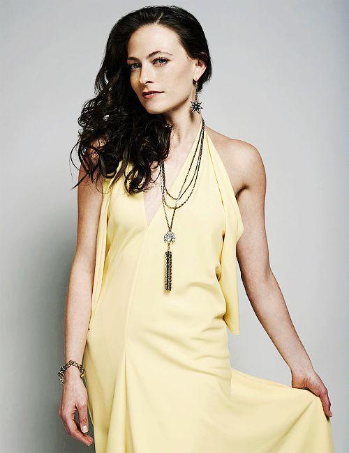 "whateveryousaybye: ""Lara Pulver for Glamour Magazine (x) """