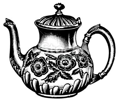 1000+ images about Teapot drawings on Pinterest | Clip art ...