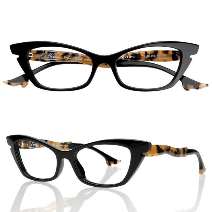 MY NEW SPECS! BOCCA SIXTIES 1 | Face a Face | Designer Face a Face eyewear | Acetate Eyeglasses