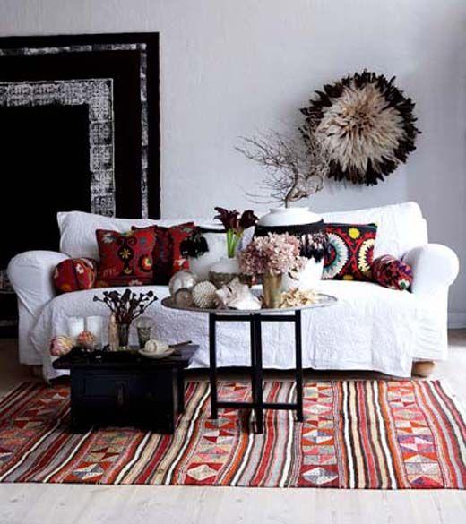 Best 25 Ethnic Living Room Ideas On Pinterest Boho