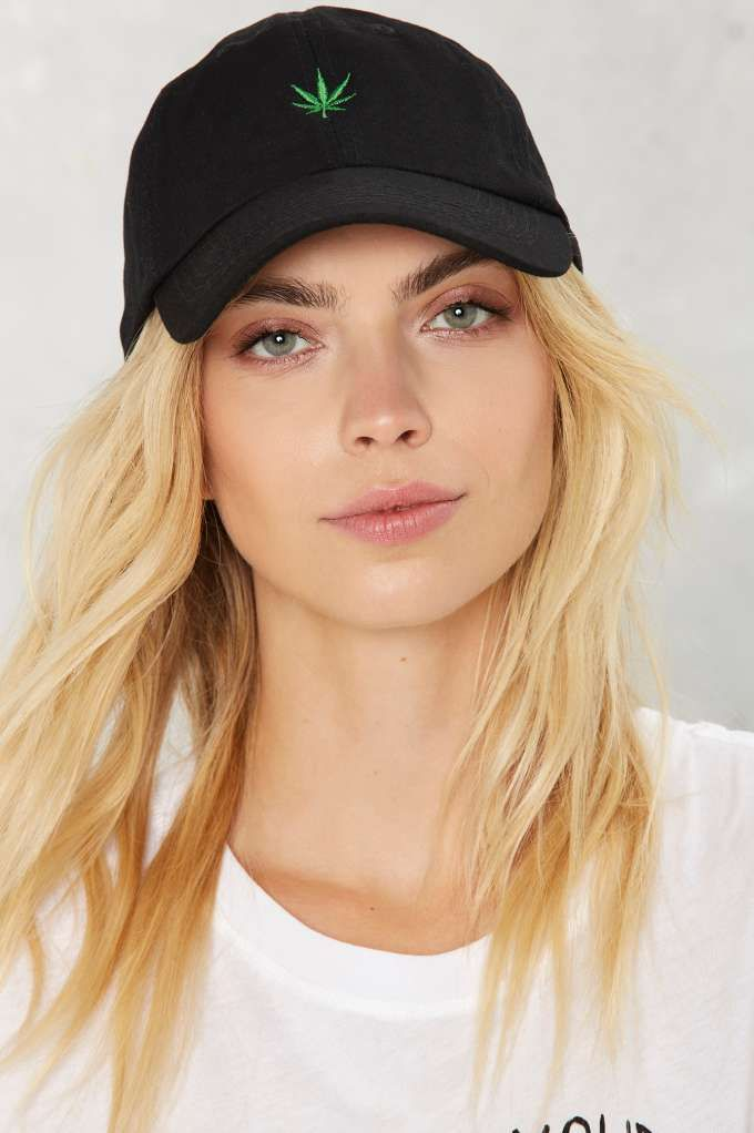 Modern Day Hippie Enlighten Up Baseball Cap - Hair + Hats   Back In Stock   Swim Shop   Back In Stock
