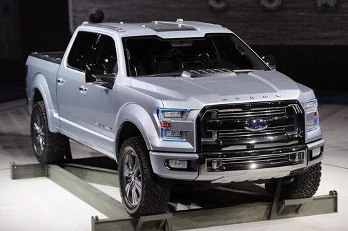 Ford Atlas Shrugs at New Silverado, Sierra Trucks