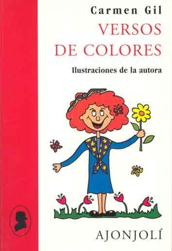 Ajonjolí : Versos de colores Carmen Gil. Edit. Hiperión