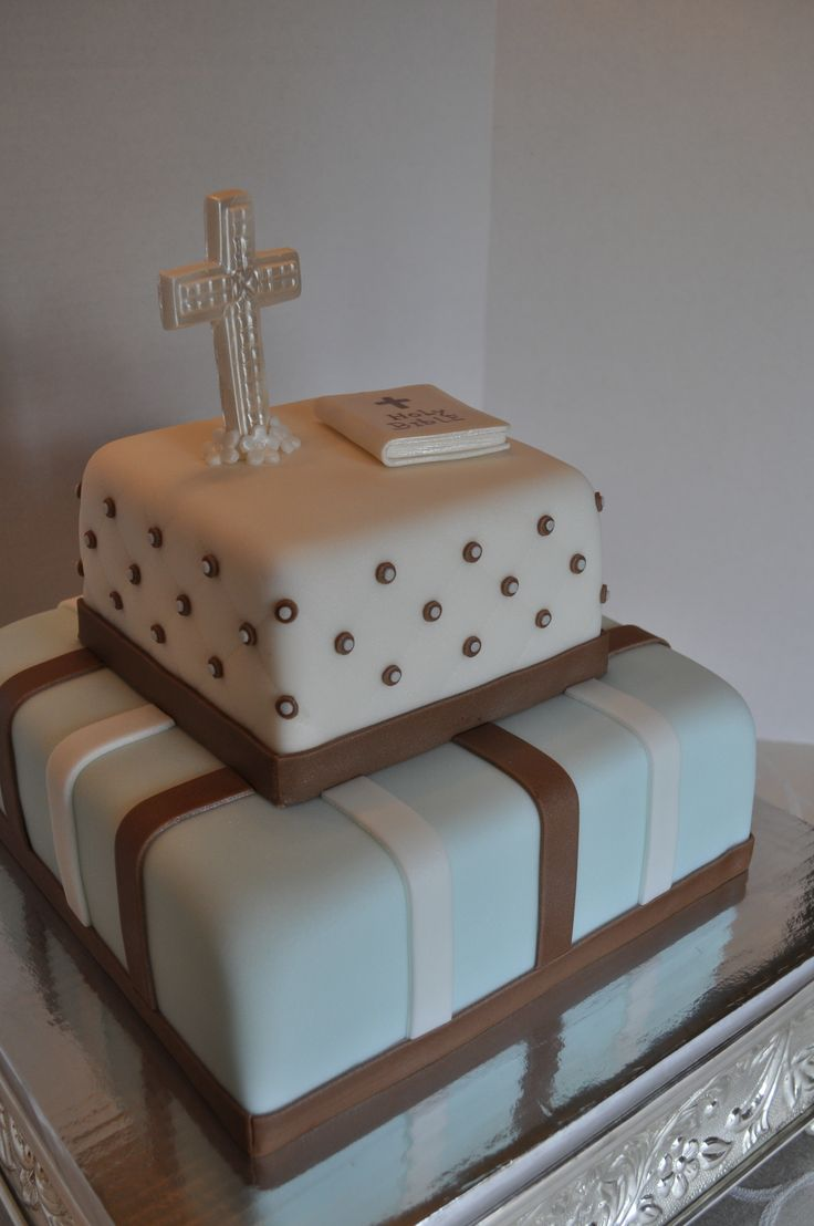 1000 Ideas About Baptism Cakes On Pinterest Christening