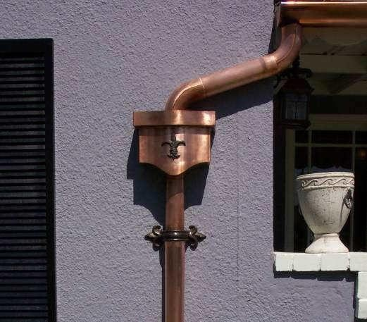 20 Best Images About Copper Gutters On Pinterest Copper