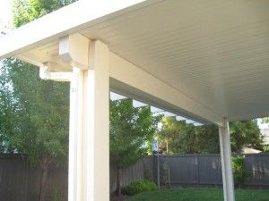 Single Slope Patio Cover Google Search Awning