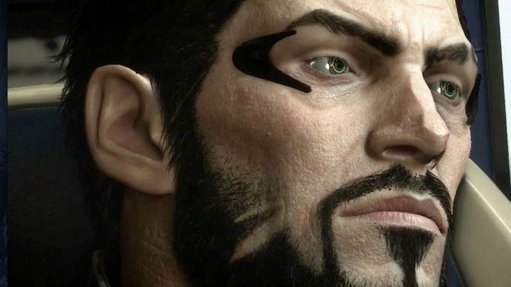 Игра Deus Ex: Mankind Divided