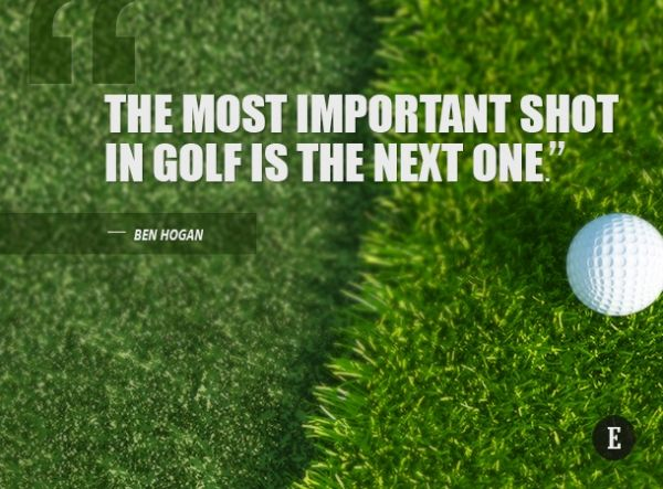 Inspirational Golf Quotes Prepossessing Best 25 Inspirational Golf Quotes Ideas On Pinterest  Golf