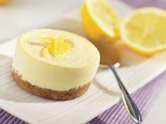 Disfruta de esta #receta de #postre de limón y galletas. #recetas #cocina #5Cook #5ingredientes