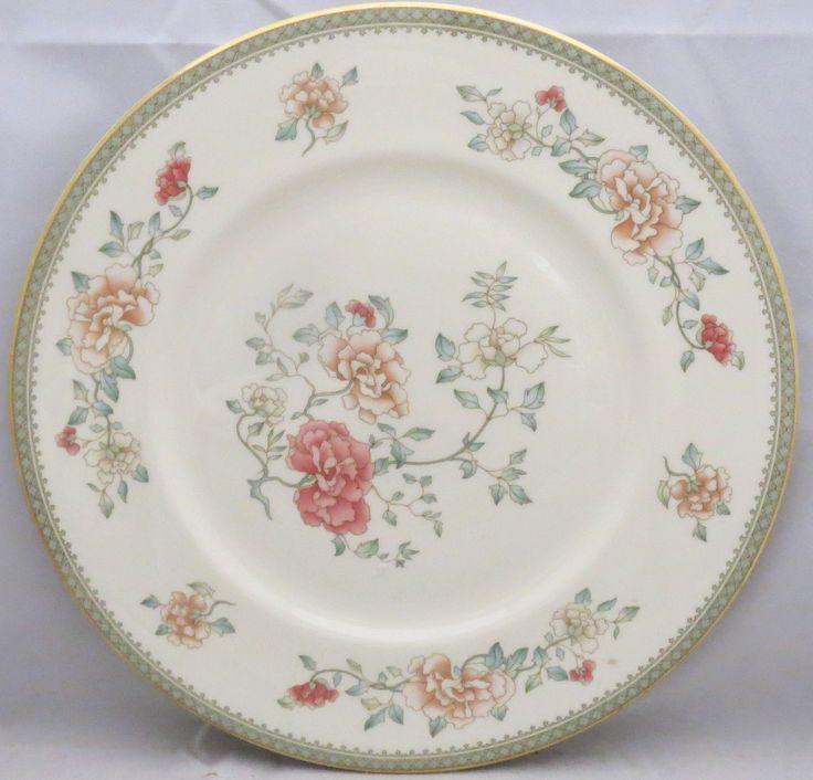 Minton Jasmine China · Dinner SetsJasmineDinnerwarePlatesPorcelainDining ... & 10 best plates \u0026 dinner sets images on Pinterest   Dining sets ...