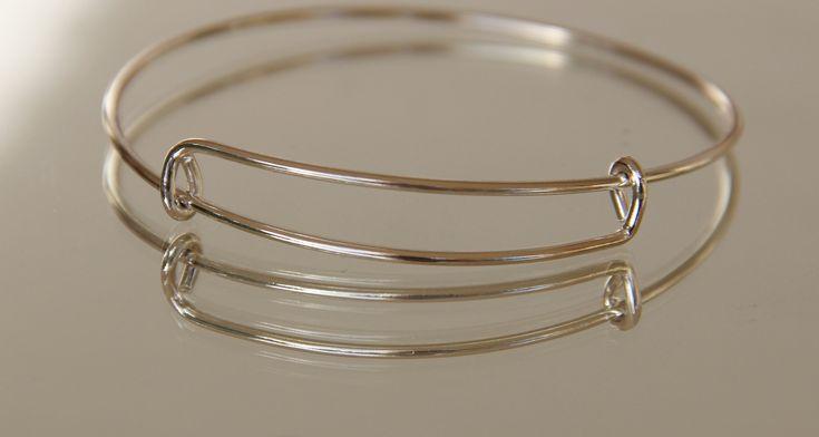 bracelet jonc Homme en argent ,ajustable .idée cadeau : Bijoux pour hommes par made-with-love-in-aiacciu