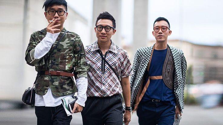 Best 25+ Long Asian Hairstyles Ideas On Pinterest