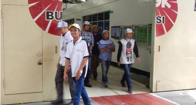 Kunjungan Ke Pabrik NGK Busi Indonesia