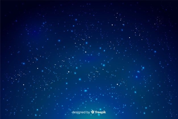 Sky With Stars In A Gradient Backdrop Star Sky Sky Galaxy Background