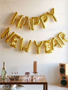 Feesttrend: New Year - Residence