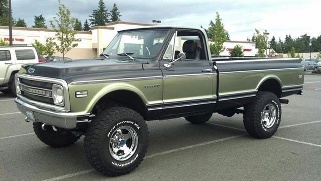 Gmc Suv Gmctrucks 72 Chevy Truck Gmc Trucks Chevy Pickup Trucks