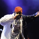 Ghostface Killah. One of the many members of the Wu-Tang Clan, he is a stand-out solo rapper too.