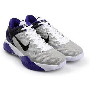 Nike Zoom Kobe 7 VII White/Purple/Grey, cheap Nike Kobe VII, If you want to  look Nike Zoom Kobe 7 VII White/Purple/Grey, you can view the Nike Kobe VII  ...