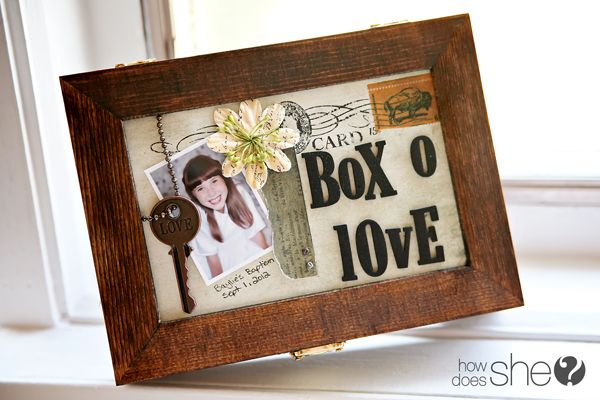 A Box of Love! The story behind this is beautiful...changing someone's life and perspective! What a perfect gift for a loved one! Start making yours now in time for Christmas!Little Boxes, Perfect Gift, Mothers Day Ideas, Gift Ideas, Free Download, Christmas, Baptisms Gift, Meaningful Gift, Birthday Ideas