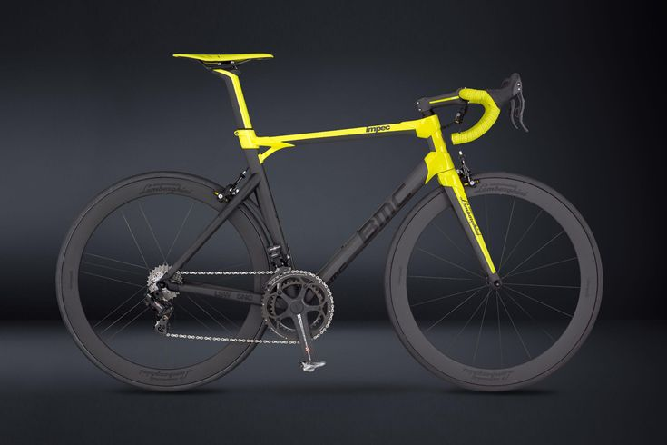 Swiss bicycle maker BMC is helping Lamborghini celebrates its 50th anniversary with the Lamborghini Edition Road Bike. Marrying Italian style with modern technology, the limited edition bike uses a special impec frame crafted from carbon fiber for lightweight rigidity.