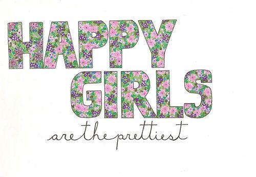 """""""Le ragazze felici sono le più belle"""".... ecco perché bisogna iniziare la giornata con il #sorriso!!! :D #Buongiorno da #LollyStar! #quote #quoteoftheday"""