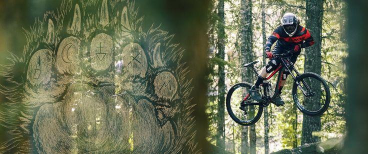 0:56–1:02 Truly Awake - Whistler Mountain Bike Park
