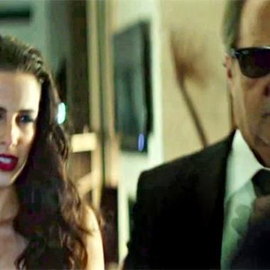 Hot: Jessica Lowndes Jon Lovitz 'romance' is actually just a viral stunt for music video