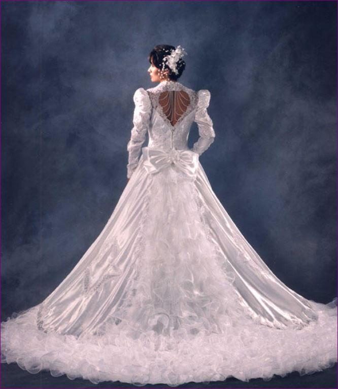 1980s Wedding Dresses: 389 Best 1980's Wedding Dress Images On Pinterest