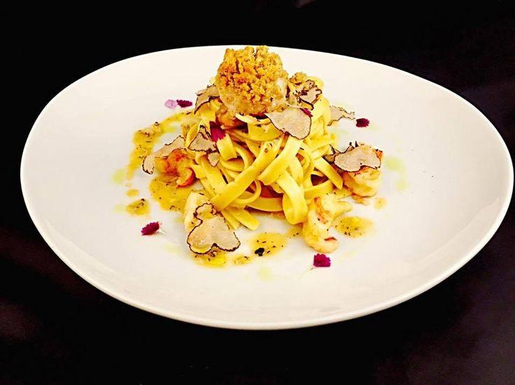 Z menu italské restaurace Il capitano ristorante