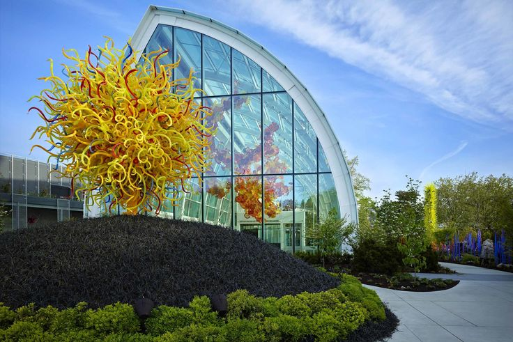 Chihuly Garden and Glass —