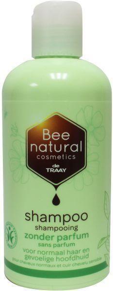 Shampoo parfum vrij 250 ml  #honingland