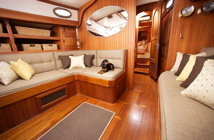 Button-tufted backs for boler | Seating: Marine: Sunbrella fabrics
