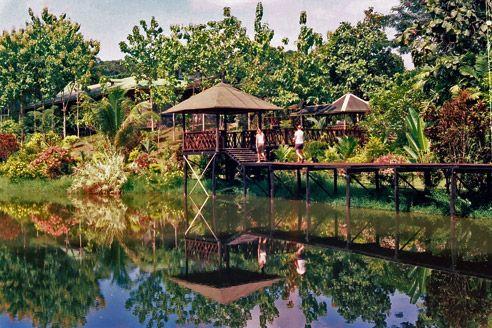 Sepilok Jungle Resort in Sepilok, Malaysia - Lonely Planet
