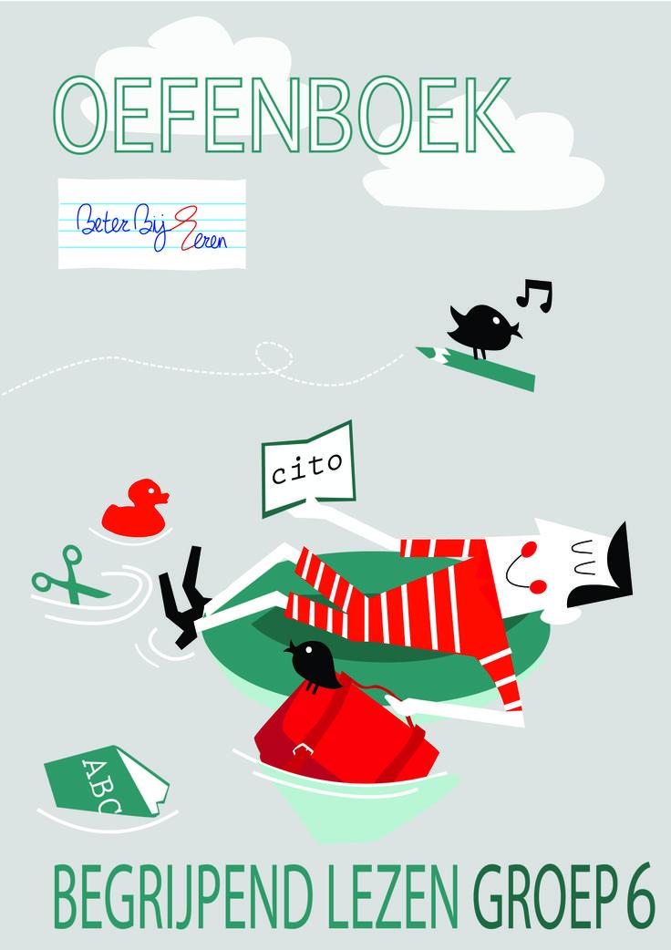 Oefenboeken begrijpend lezen - eerste deel uit de leerlijn oefenboeken begrijpend lezen voor groep 6 tot en met 8. Tekstsoorten, stappenplannen, voegwoorden, signaalwoorden, leren samenvatten en nog veel meer. 40 teksten en meer dan 450 opdrachten in Cito-stijl. Zie www.beterbijleren.nl voor meer informatie.