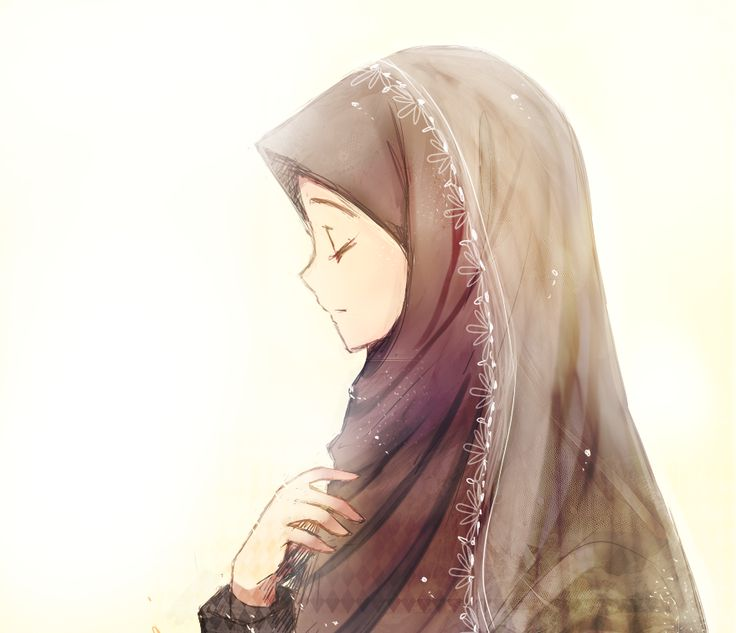Wish by sharaps.deviantart.com on @DeviantArt.  drawing a veiled woman for journaling in my Bible.