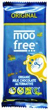 Moo Free - Dairy Free Original Chocolate Bar (100g)