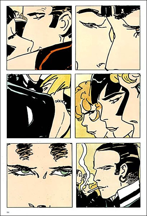 Tango, Hugo Pratt