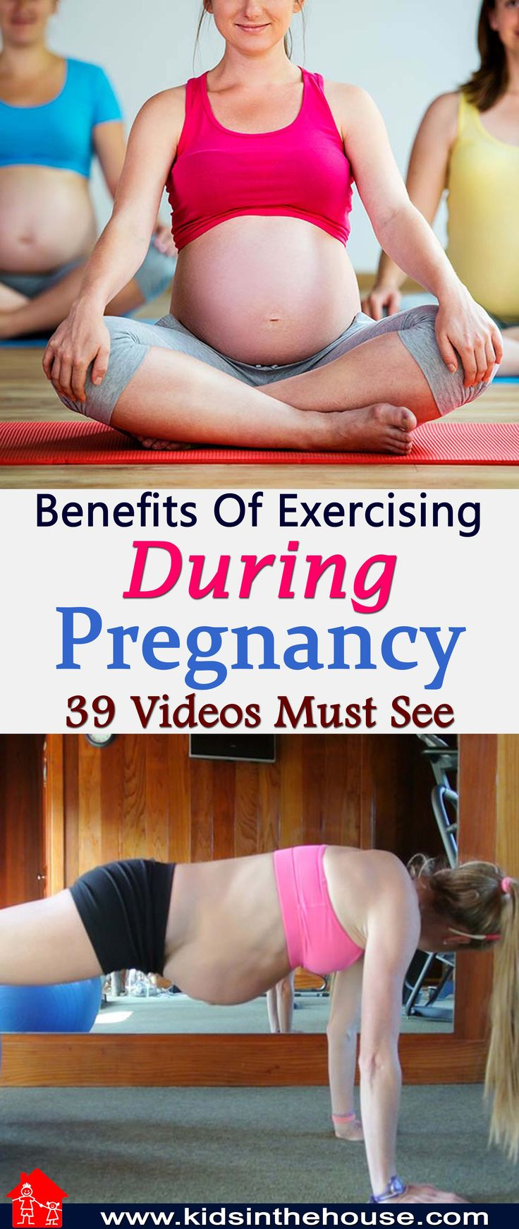 Exercise is really important during pregnancy. Things like swimming, walking, even prenatal yoga can be really beneficial to a pregnant mom. │Baby health │Baby │Childcare │Children │Pregnancy │Labor │Workout │Fitness #Baby health #Baby #Childcare #Children #Pregnancy #Labor #Workout #Fitness