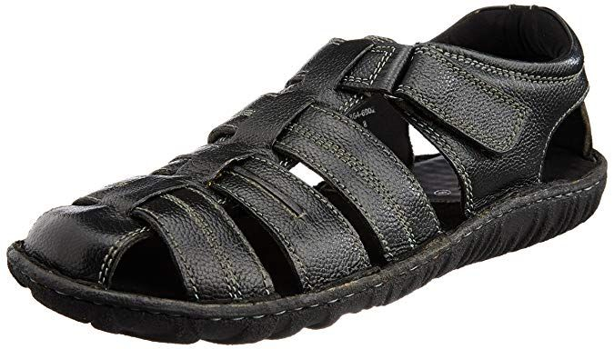 Indian Hush Puppies Men S Leather Athletic Outdoor Sandals Buy