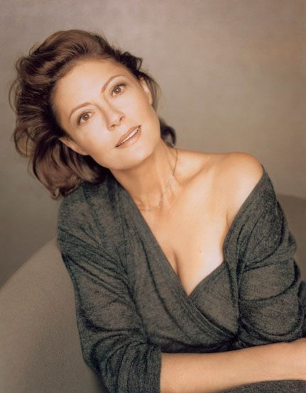 "Susan Sarandon: ""When you start to develop your powers of empathy and imagination, the whole world opens up to you."""