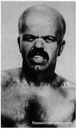 History Midget wrestlers
