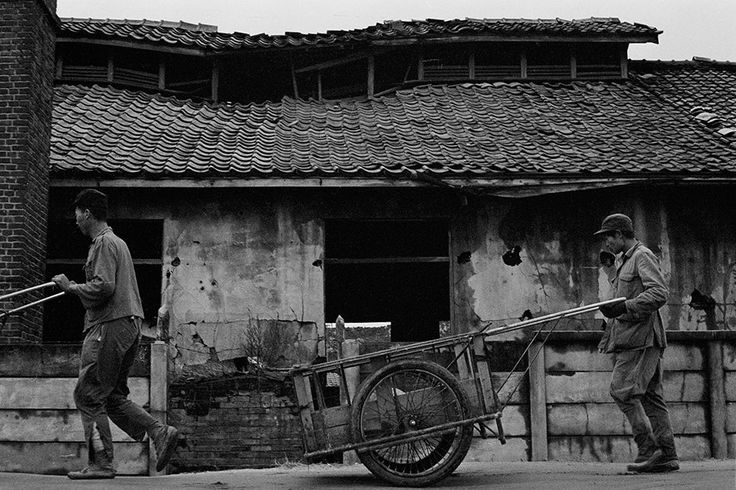 ©Han Youngsoo - Seoul, Korea 1956-1963