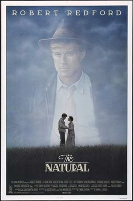The Natural (1984) movie #poster, #tshirt, #mousepad, #movieposters2