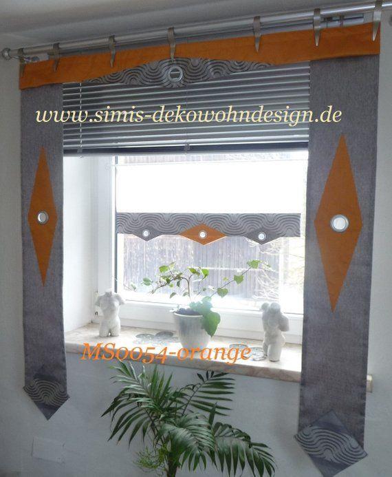 Gardinen Modern 4 Teilig Ms0054 Modern Curtains Glass Curtain Valance Curtains