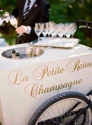 Mother of the Bride - Blog de Casamento e Dicas de Casamento para Noivas - Por Cristina Nudelman: Champagne na pista - Idéias para a pista d...