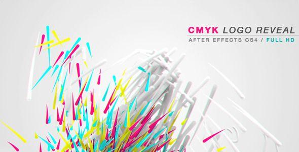 CMYK Logo Reveal